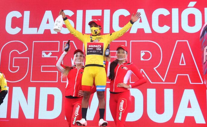 Ecuador gana la sexta etapa y el nacional Mardoqueo Vásquez mantiene el liderato general